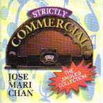 Strictly Commercial (Jingles Collection) CD - Jose Mari Chan