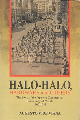 Halo-Halo, Hardware and Others Book