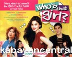 Who's That Girl? VCD