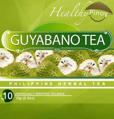 Healthy Pinoy Guyabano Tea (10 x 1.5g tea bags)