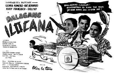 Dalagang Ilocana (1954) DVD