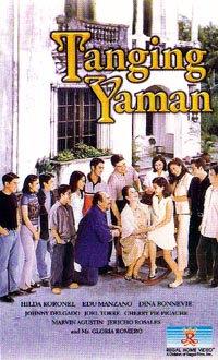 Tanging Yaman VCD