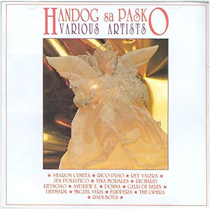 Handog Sa Pasko CD - Various Artists