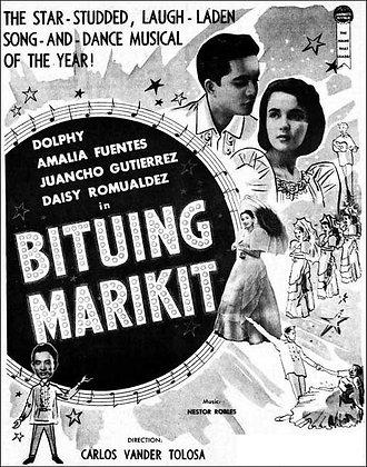 Bituing Marikit (1957) DVD