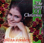 The Story Of Christmas CD - Pilita Corrales