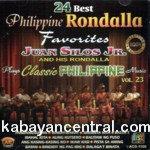 24 Best Rondalla Favorites Vol.23 CD - Juan Silos Jr