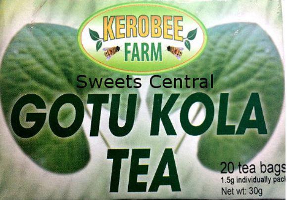 Gotu Kola Tea (1.5gx20 teabags)