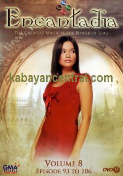 Encantadia Vol.8 (Episodes 93-106) DVD