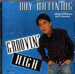 Groovin' High Vol. 2 CD - Boy Katindig
