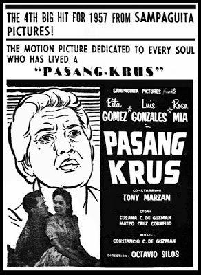 Pasang Krus (1957) DVD