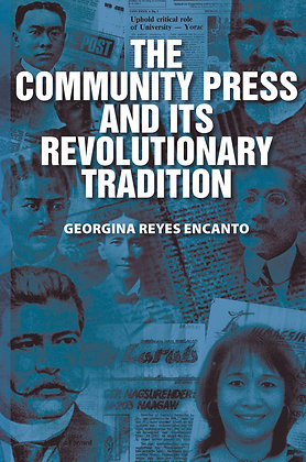 The Community Press And Its Revolutionary Tradition Book