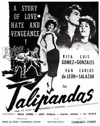 Talipandas (1958) DVD