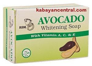 RDL Avocado Whitening Soap (135g)