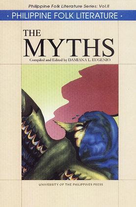 Philippine Folk Literature: The Myths Book