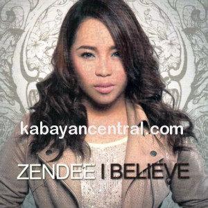 I Believe CD - Zendee