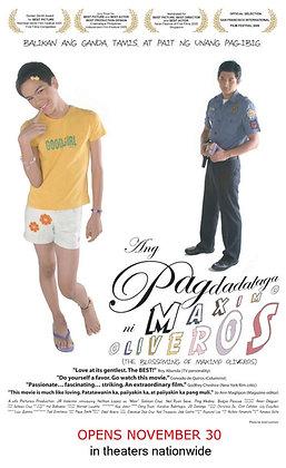 Ang Pagdadalaga Ni Maximo Oliveros DVD