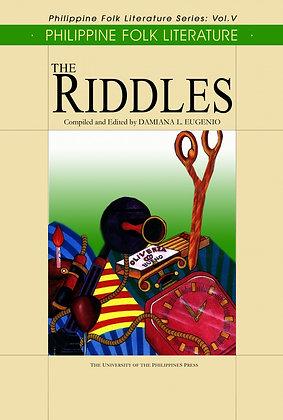 Philippine Folk Literature: The Riddles Book