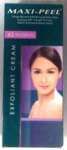 4 x 20g Maxi-Peel Exfoliant Face Cream #2