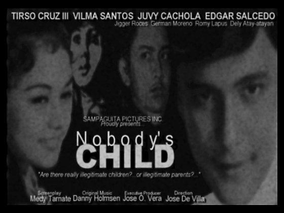 Nobody's Child (1970) DVD