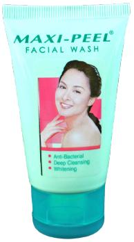 Maxi-peel Facial Wash (3 x 25g)