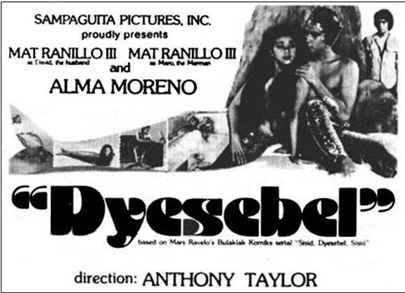 Dyesebel (1977) DVD