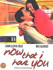 Now That I Have You DVD