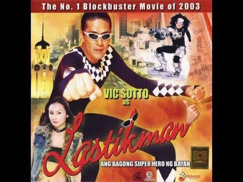 Lastikman (Mark Bautista) VCD