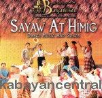 Sayaw At Himig CD - Bayanihan