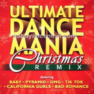 Ultimate Dance Mania Christmas Remix CD - Various Artists