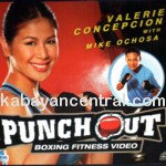 Punch Out Boxing Fitness Video VCD