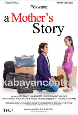 A Mother's Story DVD