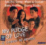 My Pledge Of Love VCD