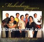 Patuloy Sa Pag-awit CD - Mabuhay Singers