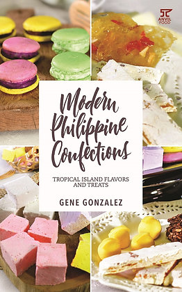 Modern Philippine Confections Book
