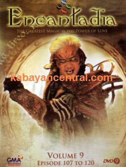 Encantadia Vol.10 (Episode 121to 134) DVD