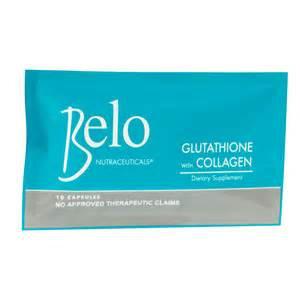 Belo Nutraceuticals Gluta+Collagen Supplement (10 capsules)