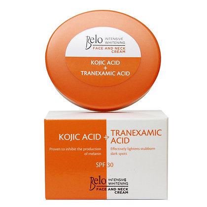 Belo Intensive Whitening Face and Neck Cream (50g)