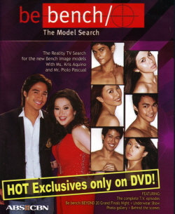 Be Bench - The Model Search DVD