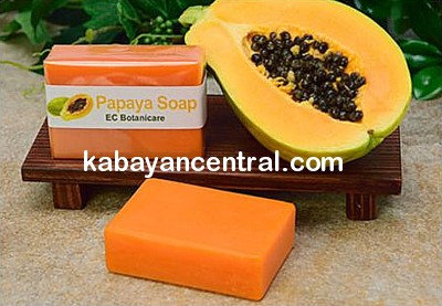 Healing Galing Papaya Soap (135g)