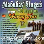Sings 20 Best Of Waray Hits Vol.5 - Mabuhay Singers