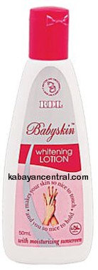 RDL Babyskin Whitening Lotion (50ml)