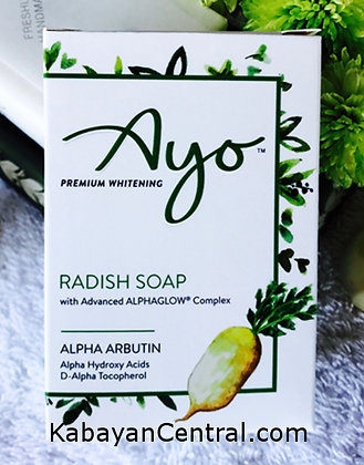 Radish Ayo Premium Whitening Soap (110g)