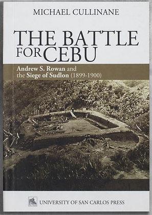 The Battle for Cebu Book