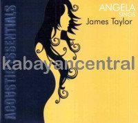 Angela Sings James Taylor - Angela