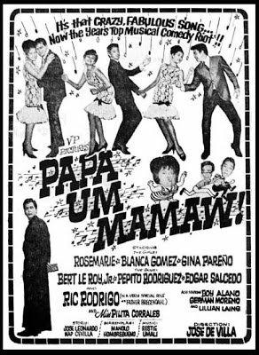 Papa Um Mamaw (1965) DVD