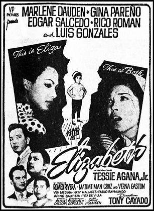 Elizabeth (1968) DVD