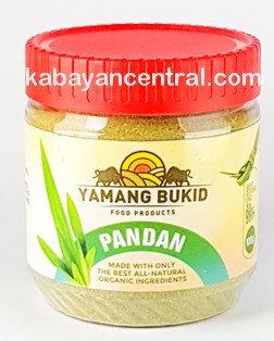 YB Pandan Instant Tea Powder (100g)