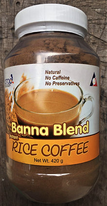 Instant Rice Coffee (420g) Banna Blend