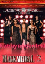 Magkaribal Vol.3 DVD