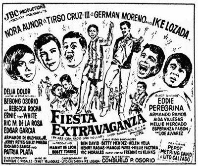 Fiesta Extravaganza (1971) DVD